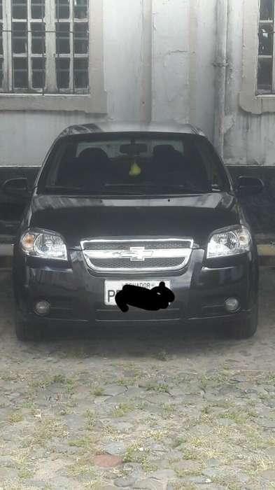 Chevrolet Aveo 2011 - 171000 km