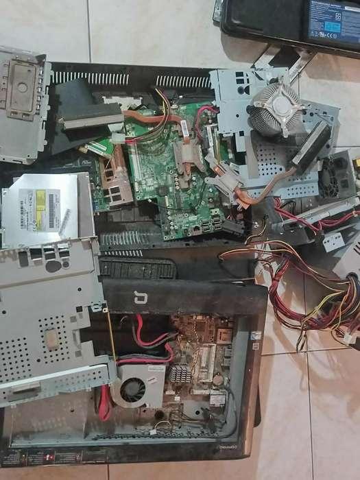 Lotes Partes Computado Y Pantallas 95