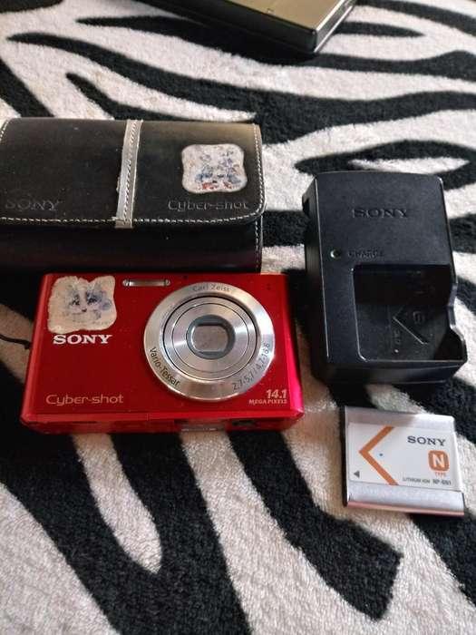 Càmara Sony 14.1 Mega Pixels