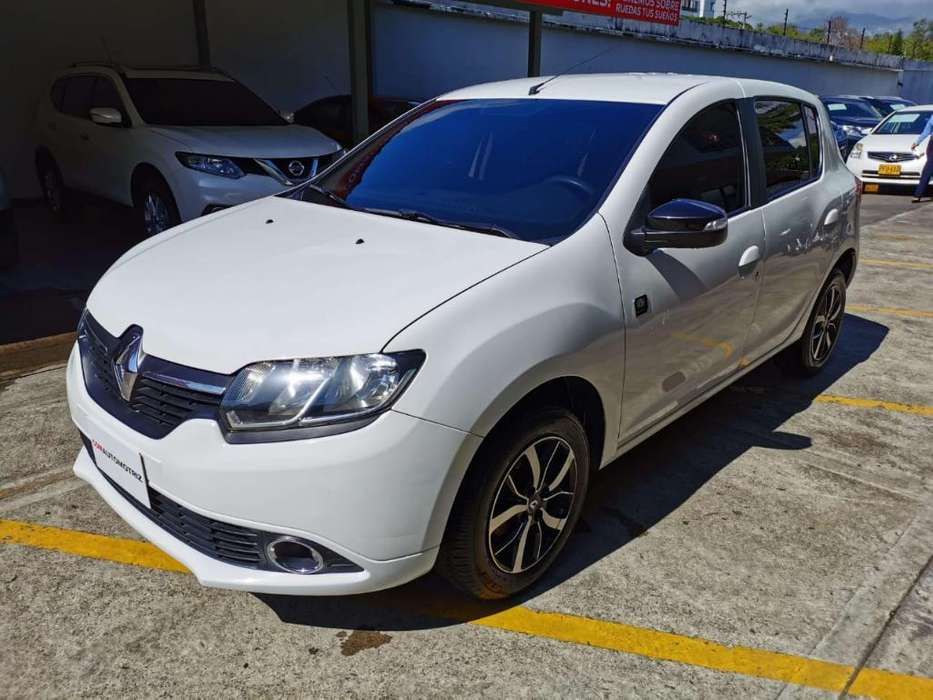 Renault Sandero 2015 - 34500 km