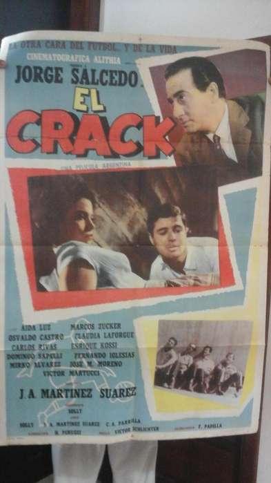 Póster Película El C Con Jorge Salcedo 1960- JOSÉ MARTÍNEZ SUÁREZ
