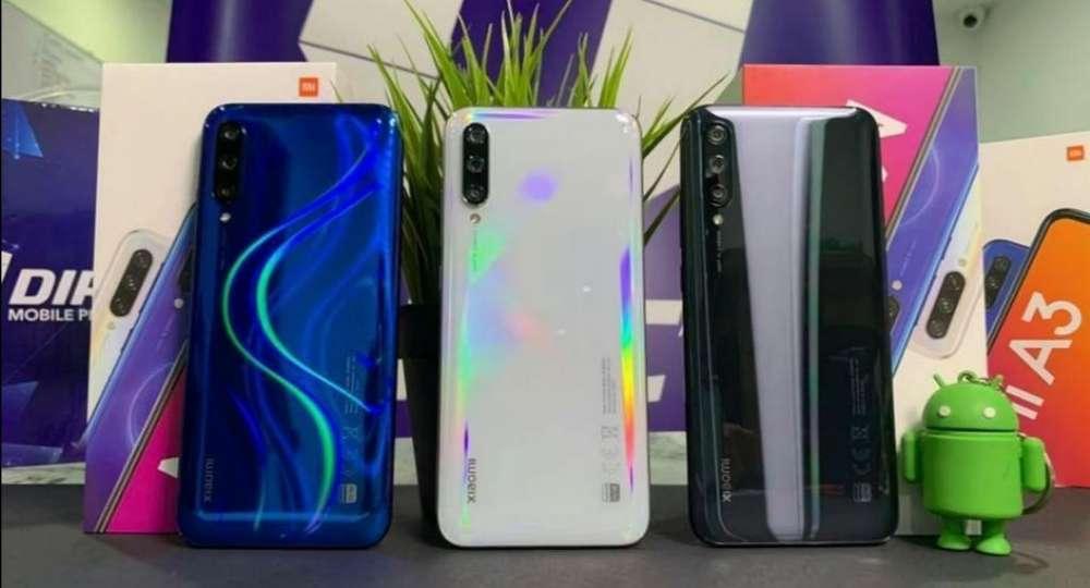 Xiaomi Mi A3 64gb-128gb Nuevos Sellados