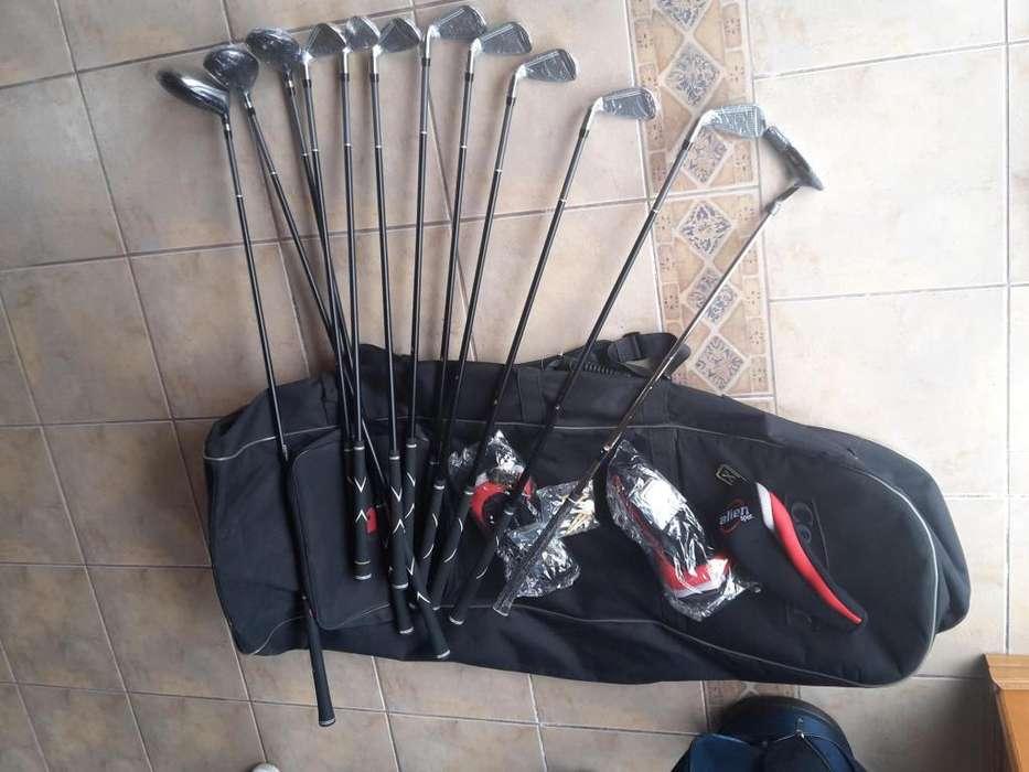 Palos de <strong>golf</strong> nuevos