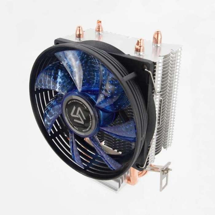 Cooler para cpu socket Intel lga 775/1151/1155/AMD FM2/FM1/AM3/AM2