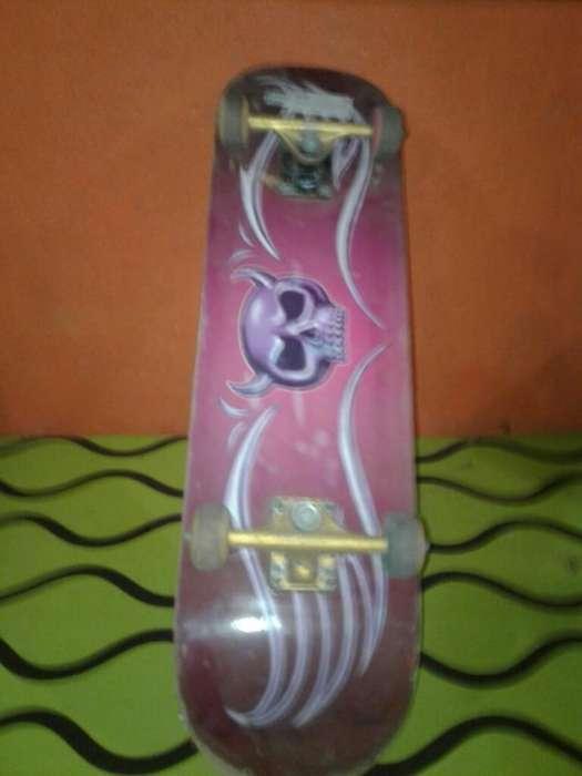 Skate Y Monopatin Aluminio