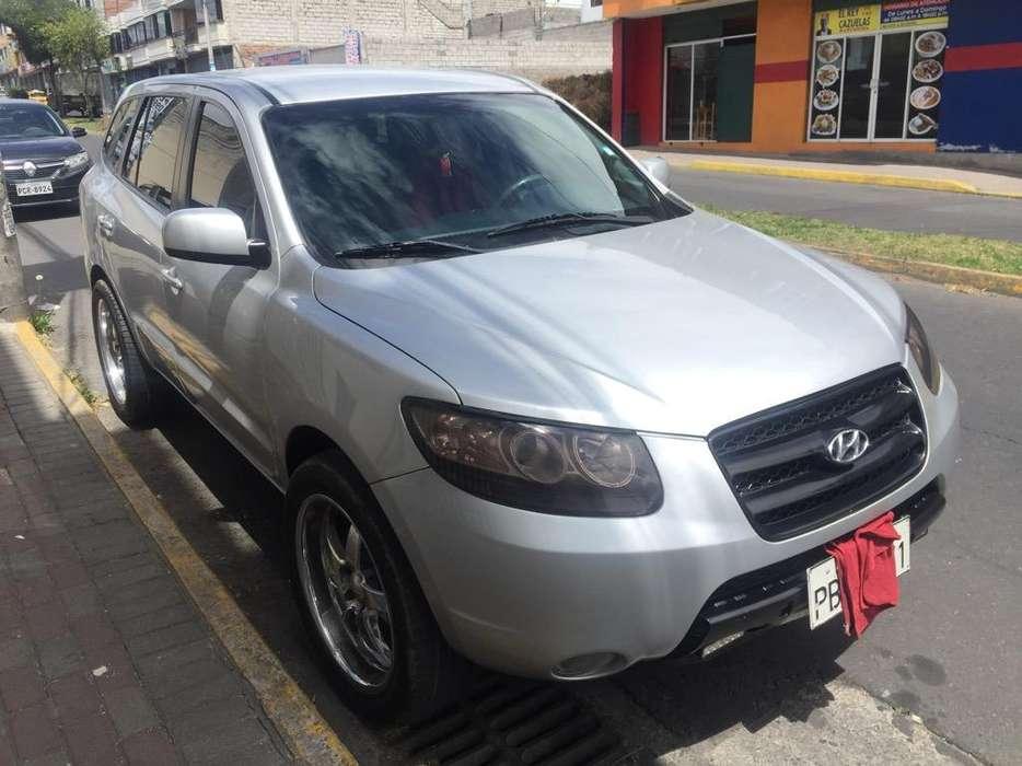 Hyundai Santa Fe 2009 - 156580 km