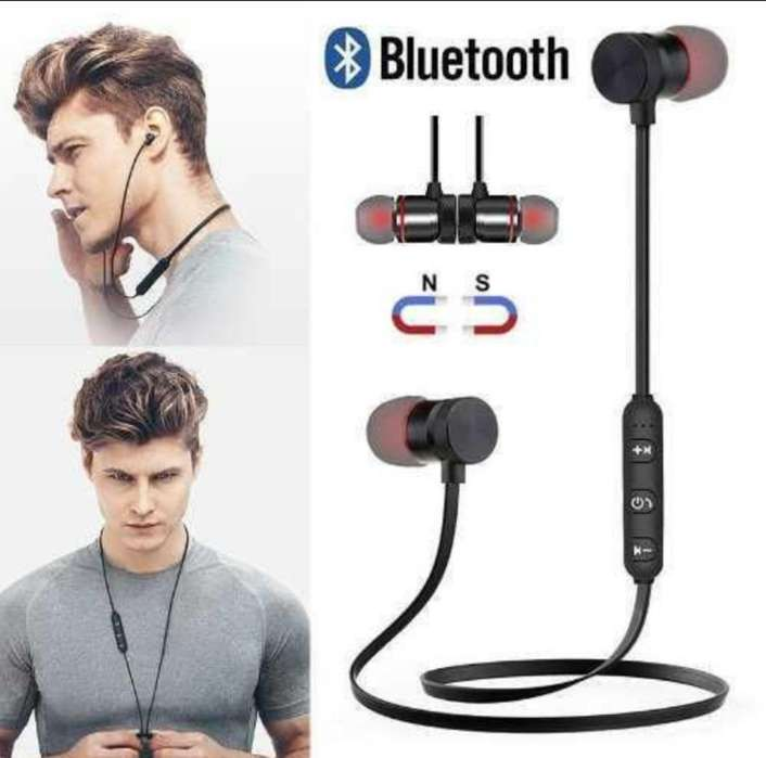 Vendo Audifonos Imantados Bluetooth