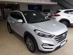 Hyundai Tucson 2.0 Diesel 2016 4x4 6at