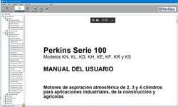 Perkins Spi2 2018a [04.2018] Manuales Y Catalogo De Piezas