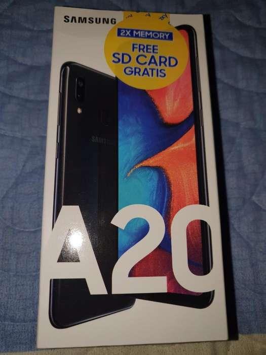 Vendo Samsung Galaxy A20 Nuevo en Caja