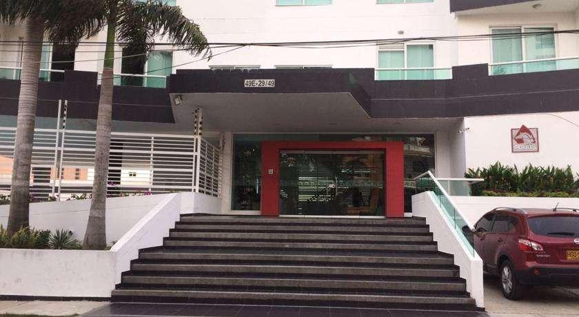 APARTAMENTO VENTA VILLA SANTOS BARRANQUILLA 350.000.000 TRES HABITACIONES CUARTO SERVICIO