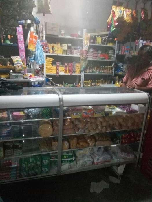 Vendo Tienda en El Barrio La Paz