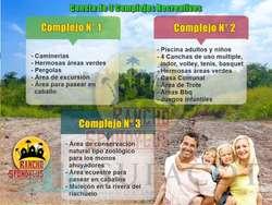 QUINTAS VACACIONALES DESDE 1000M2 A 6000M2 | FINANCIAMIENTO DIRECTO SIN INTERESES| S2