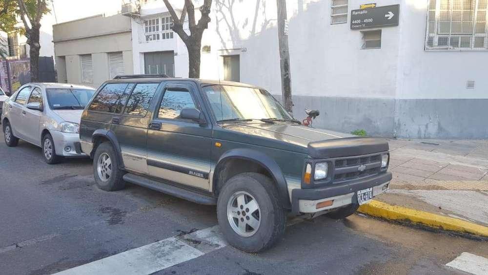 Chevrolet Blazer 1992 - 111111 km