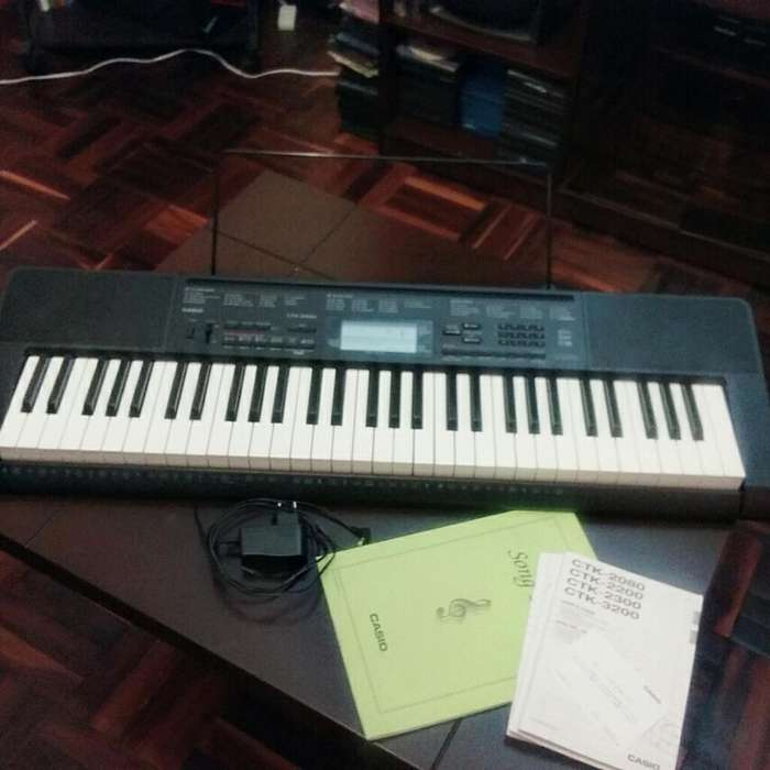 Vendo Casio Ctk 3200