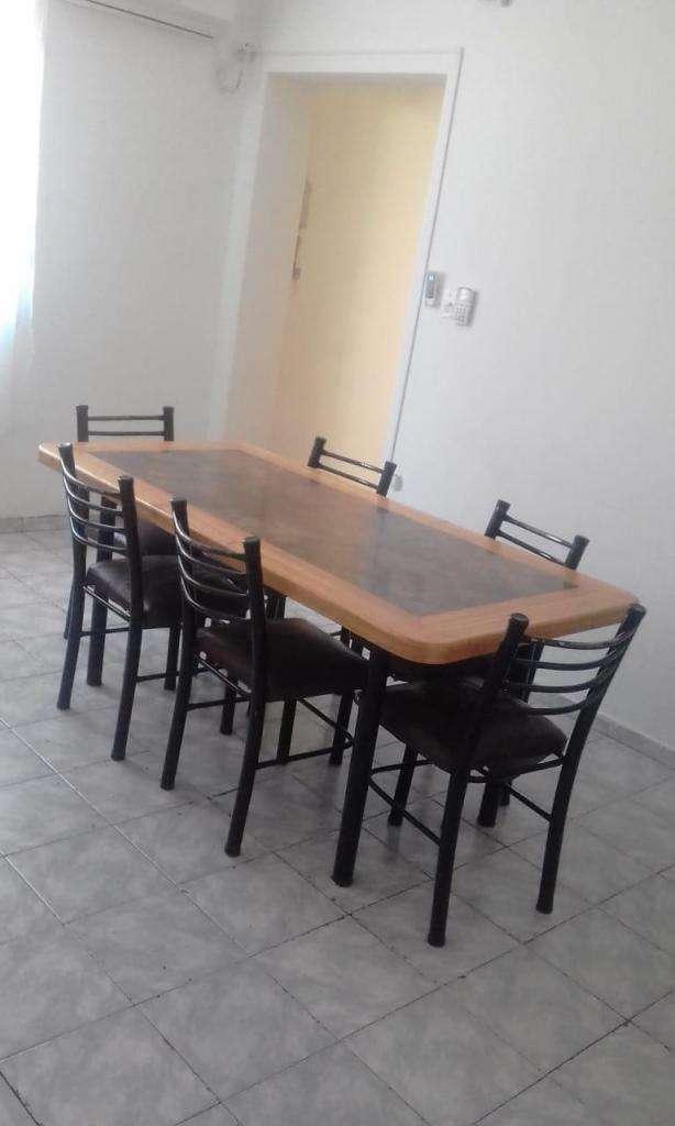 OFERTA!!!! Vendo mesa de cocina y juego de sillas en muy buen estado ...