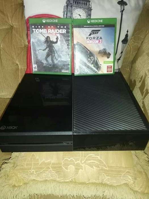 Xbox One 500 Gb con Juegos
