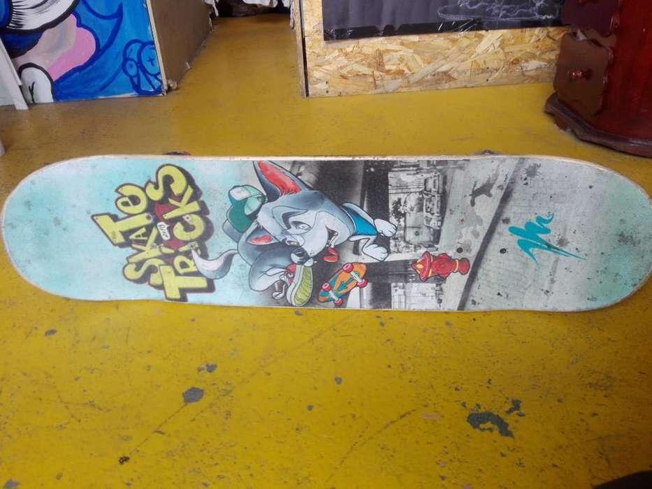 Vendo Skate Conpleta