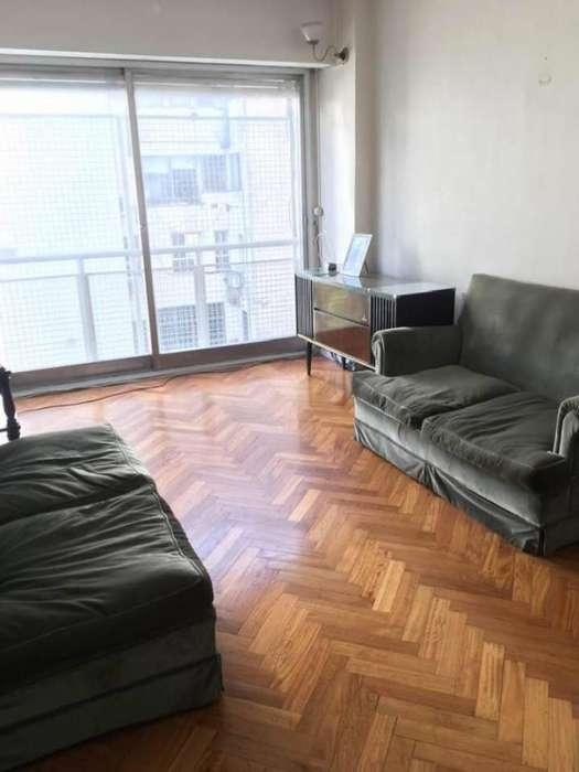 Santa Fe y Pueyrredón - 4 ambientes con cochera en venta.