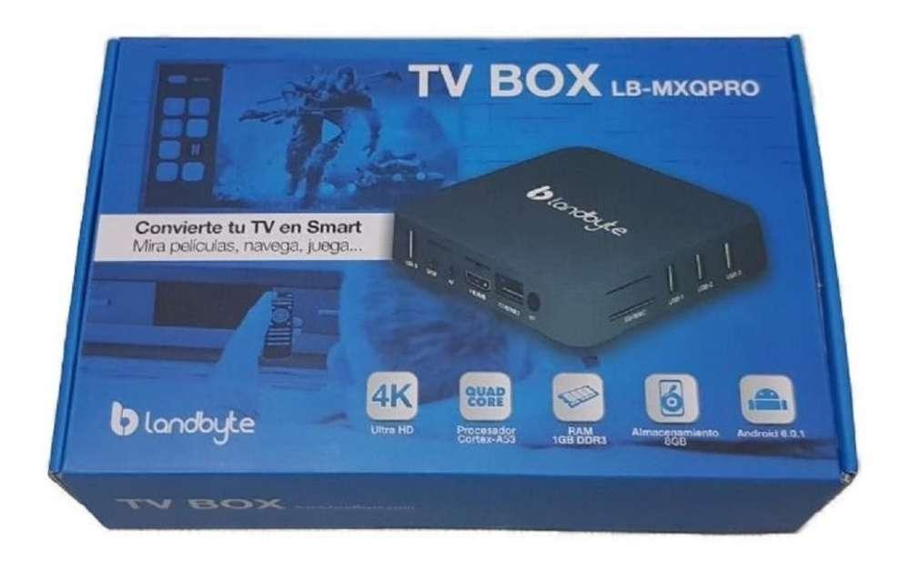 Tv Box Landbyte