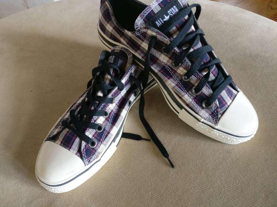 Zapatos Converse Y Chompas