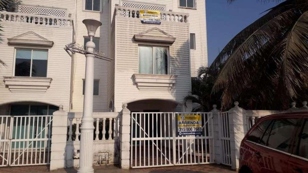 Cod. ABINU20867 Casa En Arriendo/venta En Cartagena Boquilla