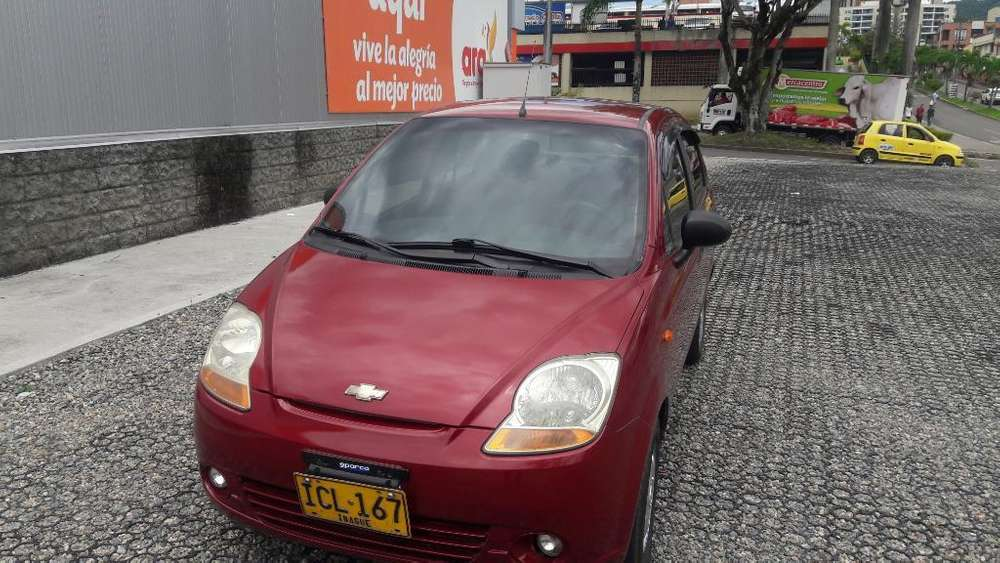 Chevrolet Spark 2007 - 144000 km