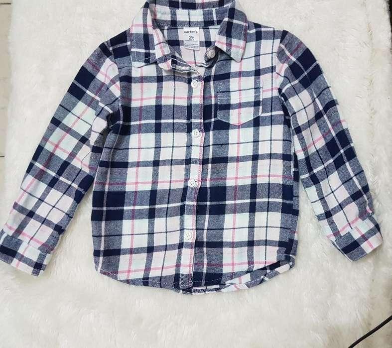 Camisa Niña Carter's