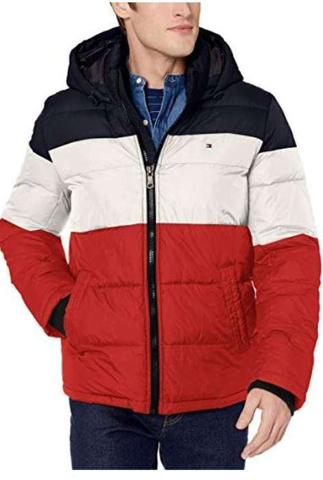 Chompa/ chaqueta Tommy Hilfiger Original Clasica