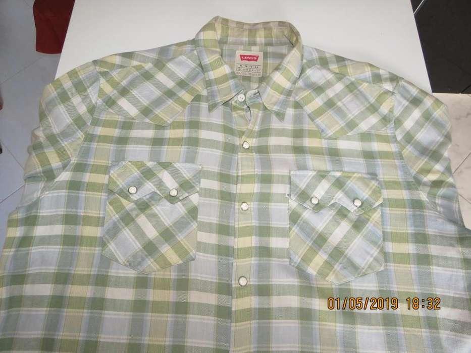 VENDO Camisa Levis hombre usada en buen estado