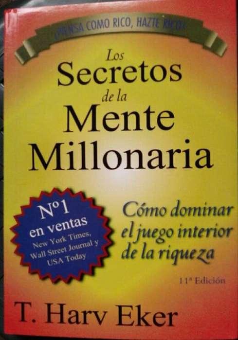Libro Los Secretos De La Mente Millonaria Harv Eker