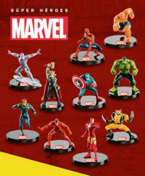 Marvel Coleccion Comercio