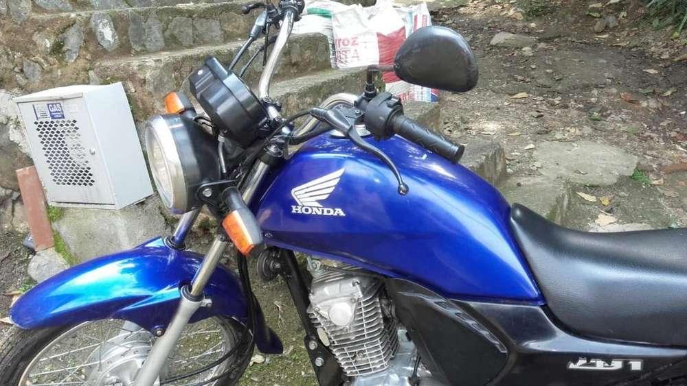 Vendo Moto Honda 125 Papeles Al Dia