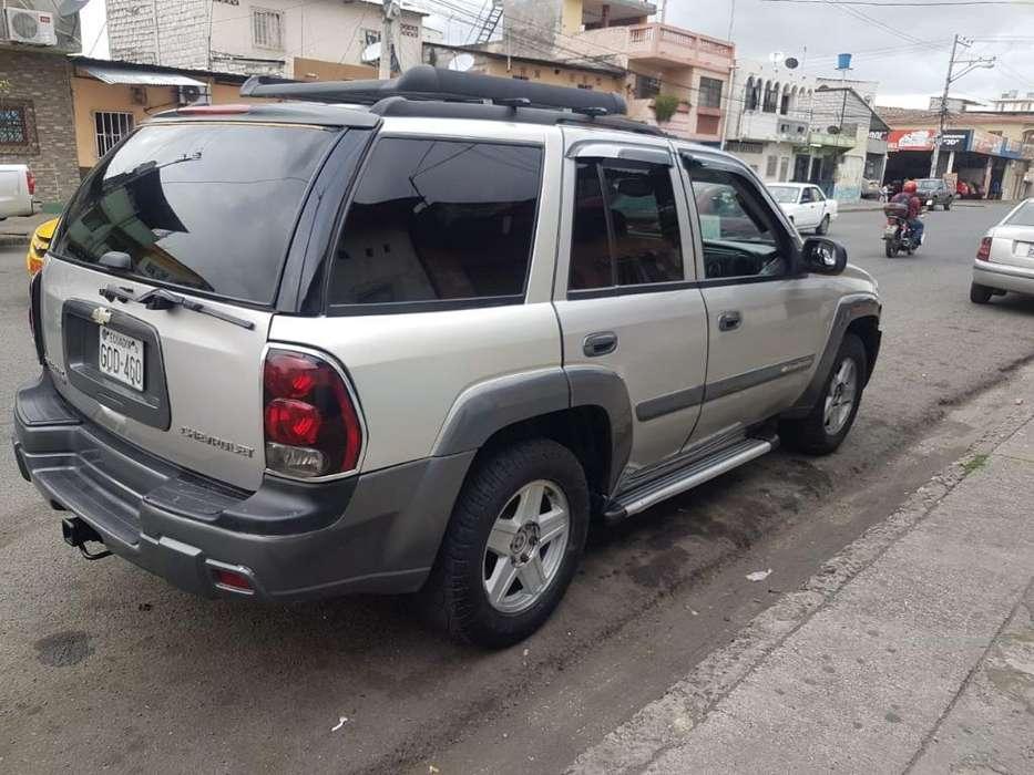 Chevrolet Trailblazer 2005 - 202000 km