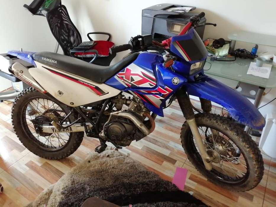 Yamaha Xtz 125 Modelo 2012