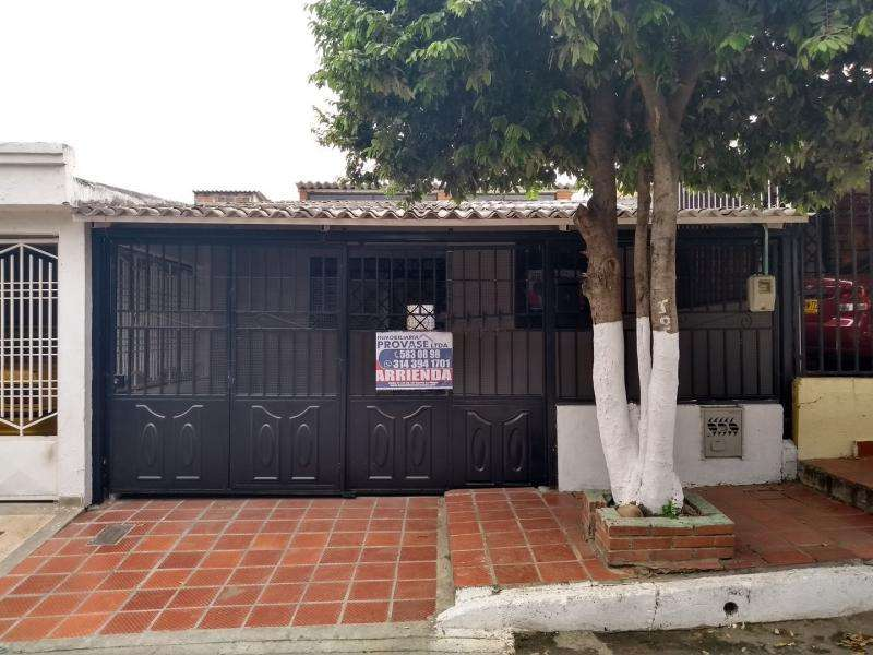 Cod. ABPRV1182 <strong>casa</strong> En Arriendo En Cúcuta Urb San Martin Ii