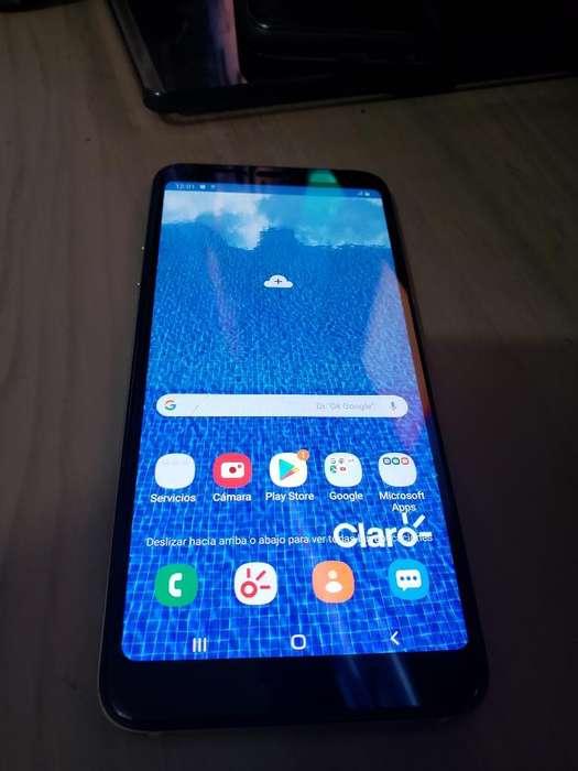 Vendo Cambio Galaxy A6 Plus Libre Leer