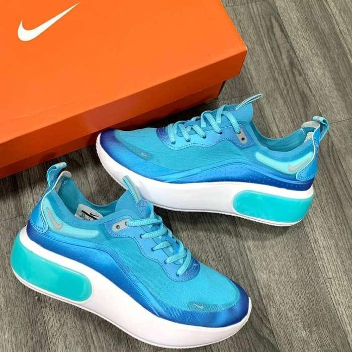 Zaptillas Nike Dia para Dama Y Hombre