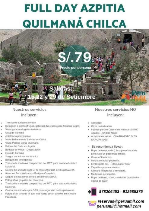 Full Days Perú