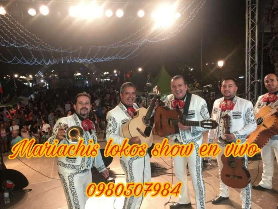 Mariachis en Quito 0980507984 Aquí