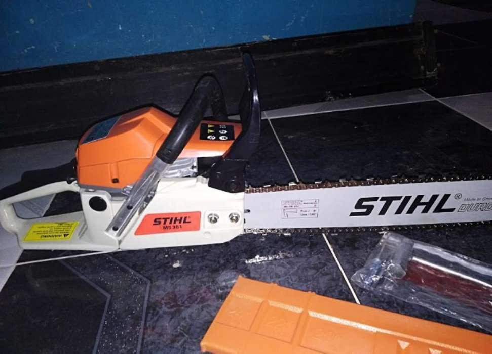 Guadaña Fs 450motosierra Ms 381 Stihl