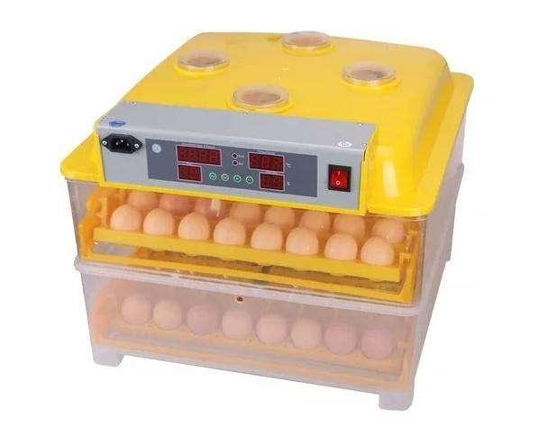 Incubadoras Automáticas 112 Huevos