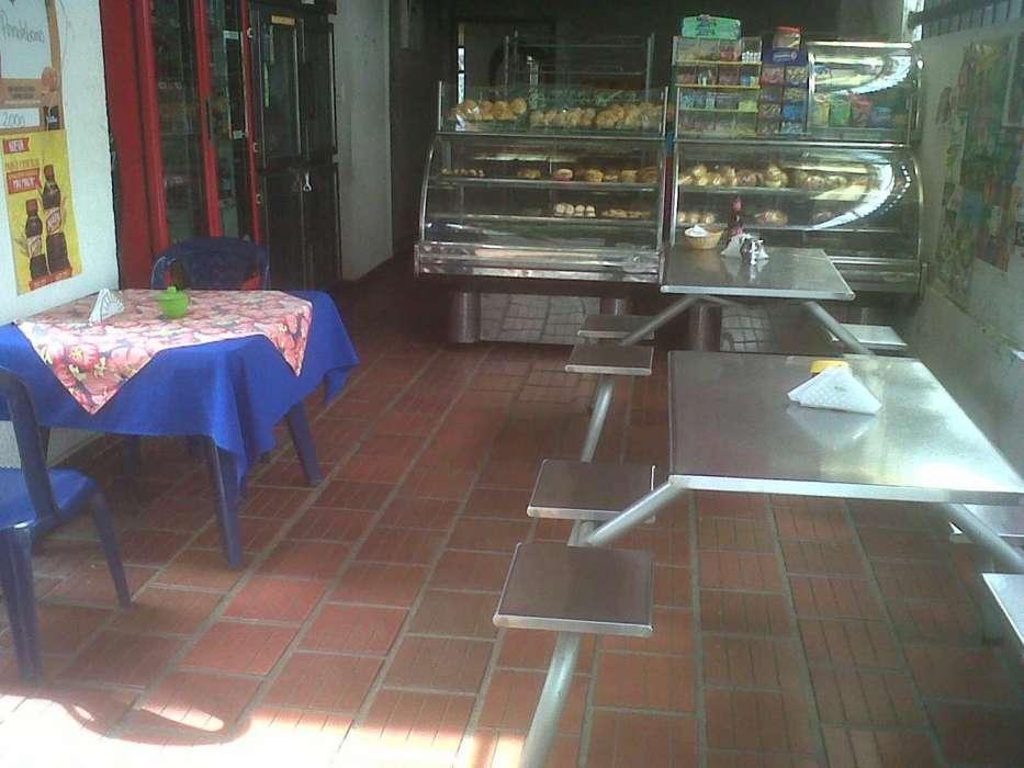 Vendo panadería con montaje para restaurante