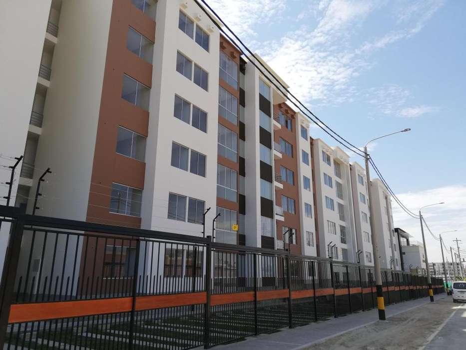 Alquiler Departamento 6 piso - Condominio Garden 360, Piura (para empresa o familia), con o sin estacionamiento