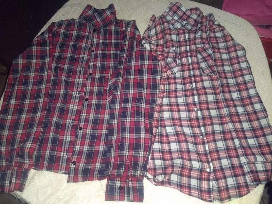 Vendo Camisa Talle 1 Las 2 por 200