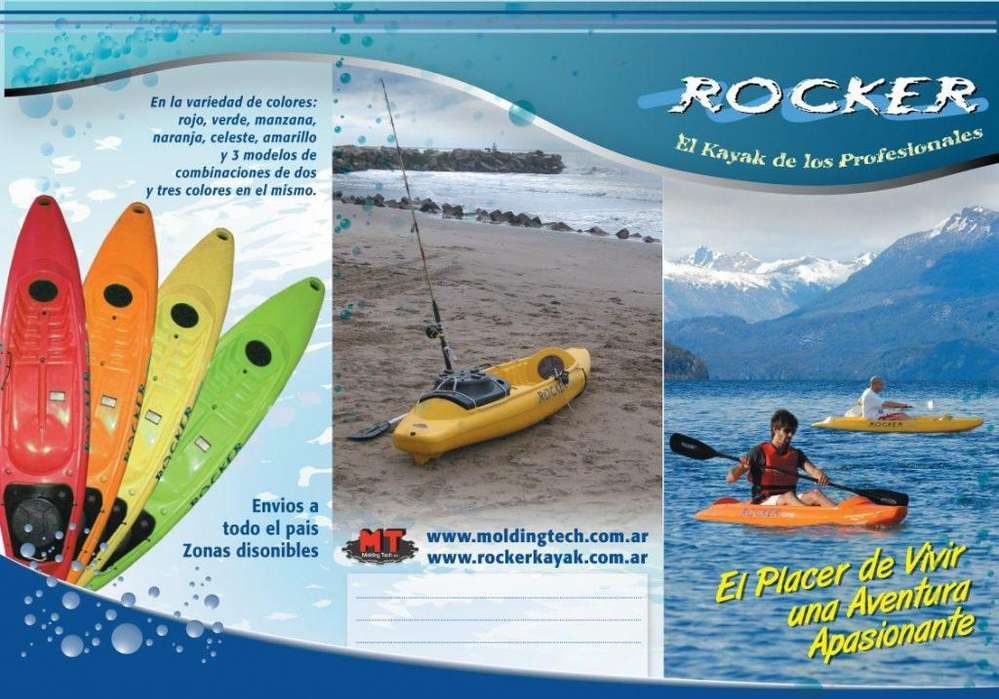 Kayak Rocker One España 2096 3876057829 Salta capital