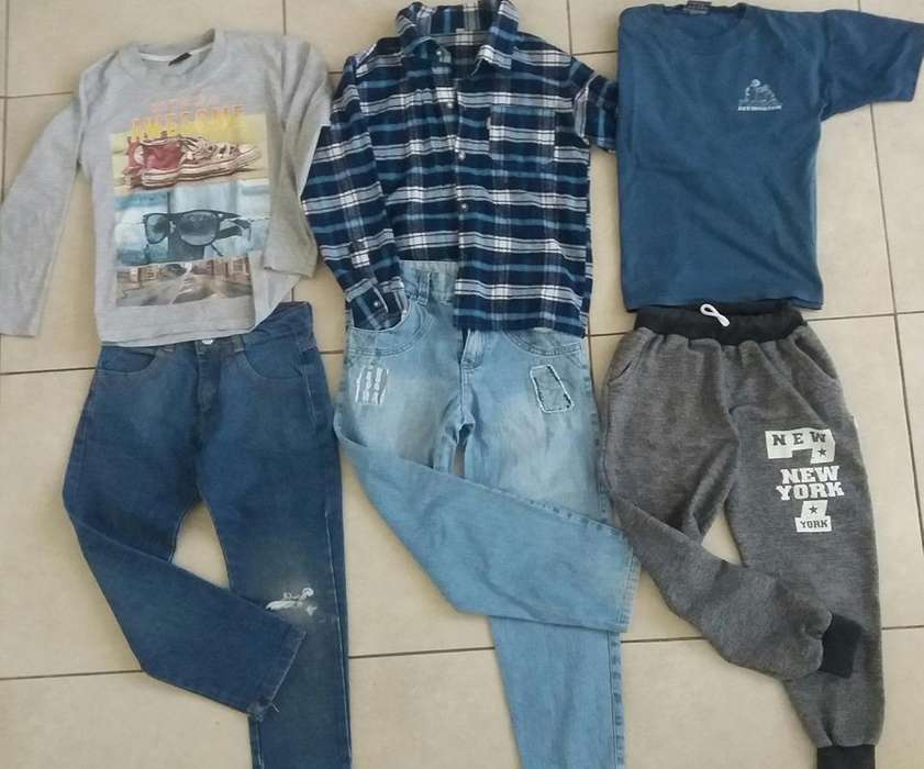 COMBO <strong>ropa</strong> PARA DIARIO NIÑO,TODO 300 !!
