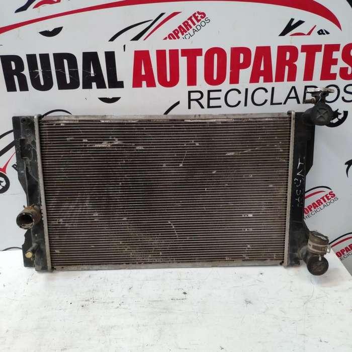 Radiador De Agua <strong>toyota</strong> Corolla 2850 Oblea:02750764