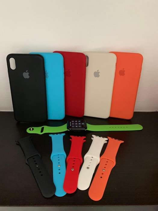 Cover Y Correas para Apple