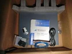 sistema de internet banda ancha satelital rural